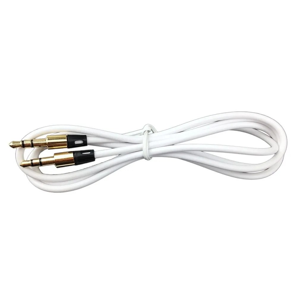 3 5mm Aux Stereo Cable Audio Music Input Extension Male To