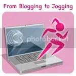 #BloggingToJogging