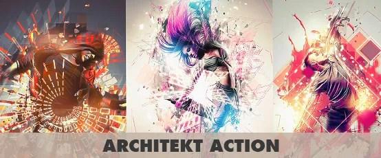 Fracture Photoshop Action - 111