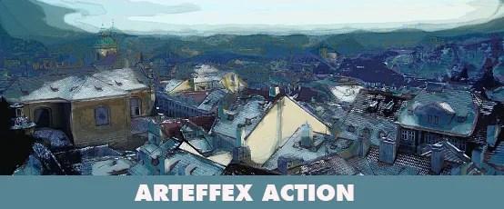 Flex Photoshop Action - 140