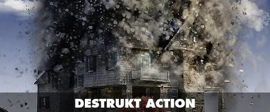 Fracture Photoshop Action - 82