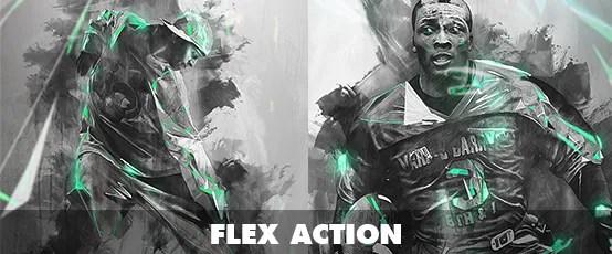 Flex Photoshop Action - 56