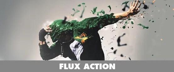Flex Photoshop Action - 128
