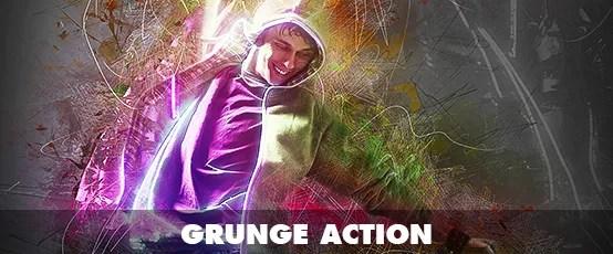 Fracture Photoshop Action - 77