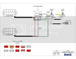 Ibanez Wiring Diagram NOT Working HELP!  Jemsite