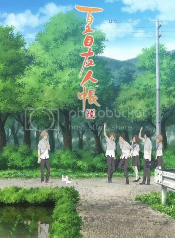 Watch Natsume's Book of Friends anime