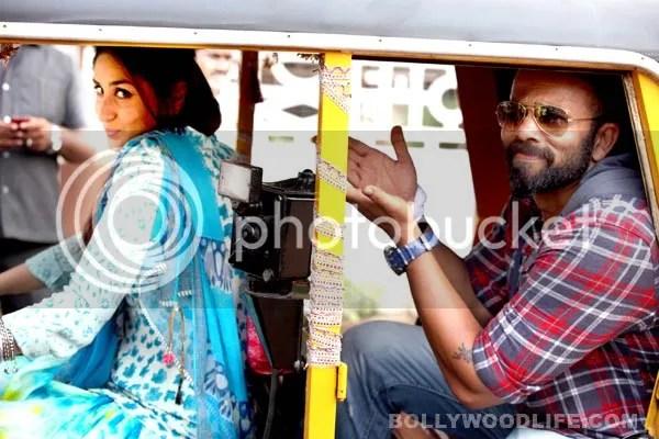 Kareena Kapoor and Rohit Shetty