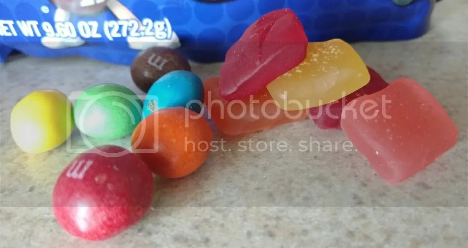 Close up of candy