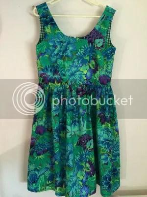 photo Secret Garden Dress Sew Victoria Lilou bodice with gathered skirt_zpsghzcl7s4.jpg