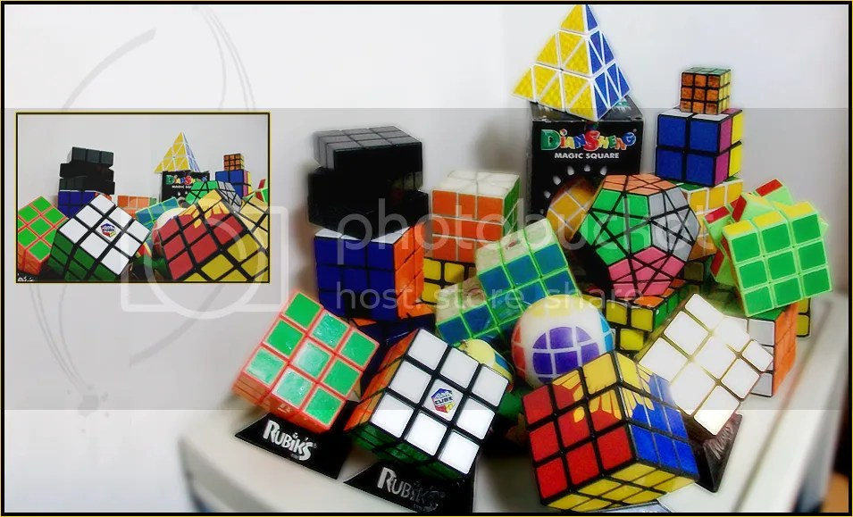 May Photo Ako Ikaw Different Kinds Of Rubiks Cube