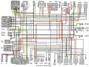 ViragoTechForum • View topic  81_83_us_XV750 wiring