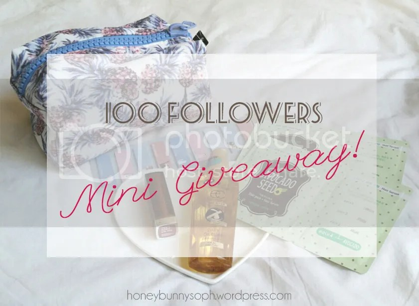 100 Followers Giveaway
