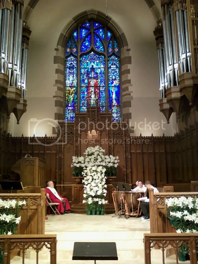 Kalamazoo First United Methodist Church - Easter Lilies