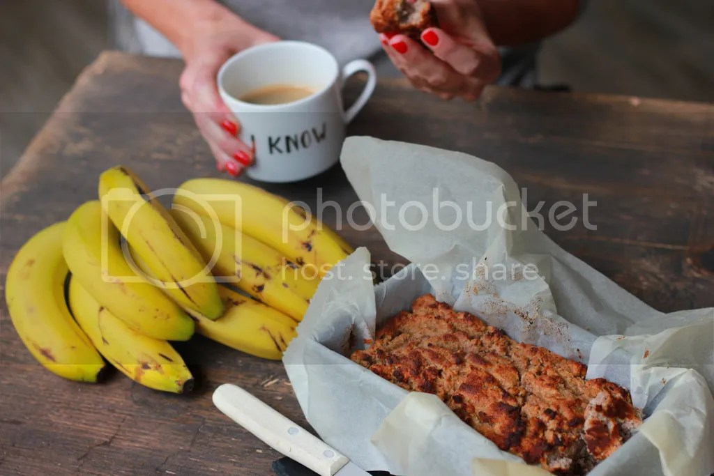 22TZD 22Tage Zucker Detox Bananenbrot