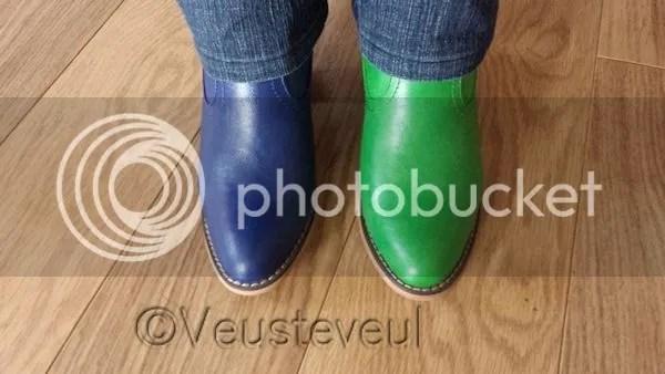 fabulous fabs groen en blauw