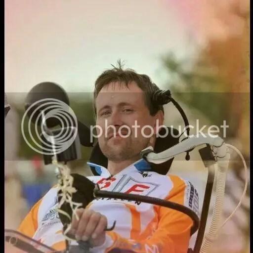 Ronnie Möller - ALS patiënt