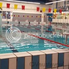 Keek op de week @ Veusteveul - naar het zwembad, een zwemwedstrijd!