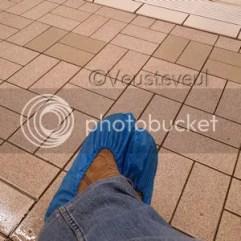 Keek op de week @ Veusteveul - ik vergeet mijn slippers... slecht voorbeeld!