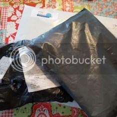pakketjes en enveloppen... zolang ze niet blauw zijn, zijn ze best leuk!