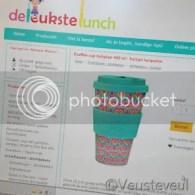 Keek op de week - Ecoffee beker!