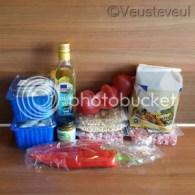 Keek op de week - Ingrediënten voor pastastalade