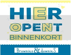 Brownies & Downies in Wageningen - bucketlist