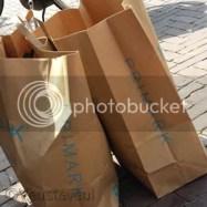 Shoppen... dat gaat vaak niet voor jezelf maar de kinderen