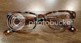 Tweede gewone bril voor de jongste