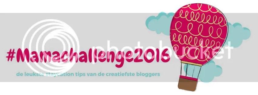 Mama Challenge 2016 - doe een buitenactiviteit