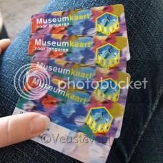 Onze museumkaarten