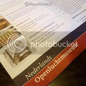 Programma van het Openluchtmuseum op het randje van 2015