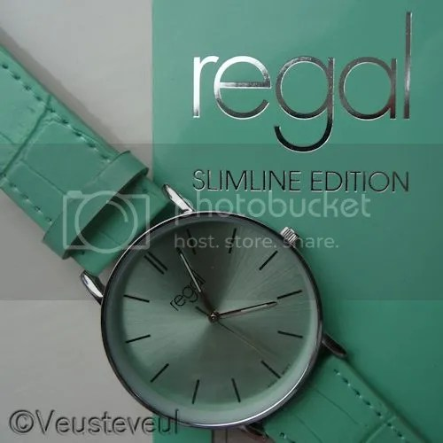 Regal Slimline edition groen