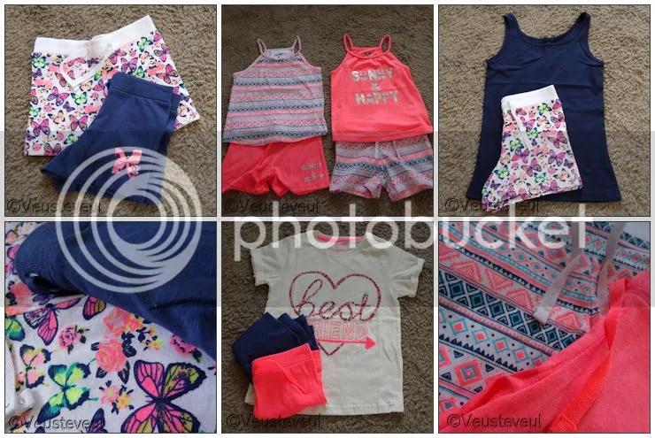 Shoplog - zomerkleding bij primark korte broekjes, shirtje en hemdjes!