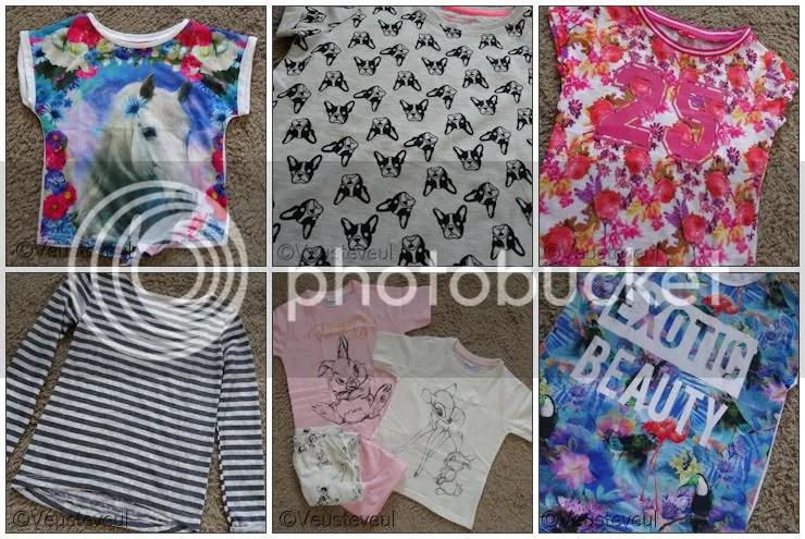 Shoplog - zomerkleding.. maar ook pyama's! Lang leve Primark en Wibra!