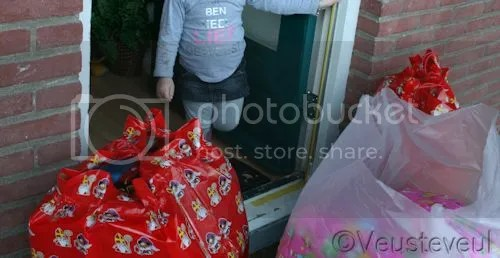 Cadeautjes voor de deur!