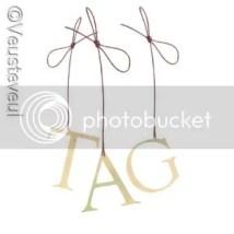 Tag - De Domestic goddess tag