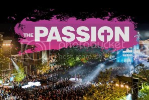 The Passion, zo mooi!