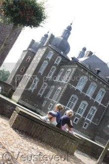 Kasteel Hoensbroek... wat een plaatje en wat een mooie belevenis!