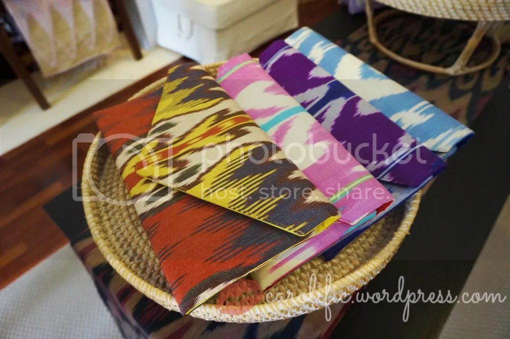 Frankitas, Bags, Clutches, Jewelry, Ikat, Batik, Songket, Traditional Cloth, Weaving, Modernized, Fashion, Ethnic, Modern Ethnic, Malaysia, Kuala Lumpur, Fashion Statement, Key Pieces, Uzbekistan, South Africa, Asia, Fabric, Woven,