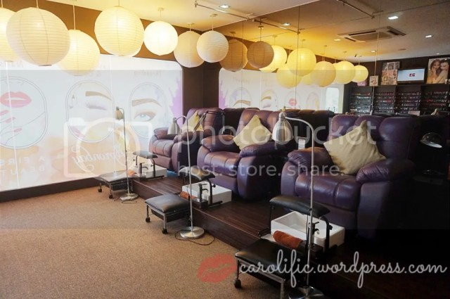 Beauty Guide, Beauty Guide Malaysia, Beauty Guide Tour, #BeautyGuideTour2015, Strip Malaysia, Waxing, Strip Waxing, Bangsar, Mandara Spa, Massage, Sunway, WIP, Food, Foodie, Where to Eat, Bangsar Shopping Centre, ApronBay, ApronBay Nail Salon, Nail Salon Bangsar, Manicure, Pedicure