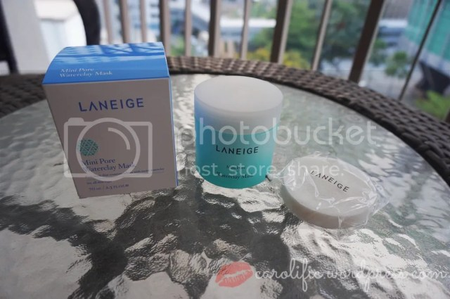 Laneige, Mini Pore, Waterclay Mask, Pore Mask, BB Cushion, Pore Control, Blurring Cream, Pore Tightener, Oil Control, Pore Tightening, Korean, Skin Care, BB Cream, Mini Pore Range, Blurring Tightener