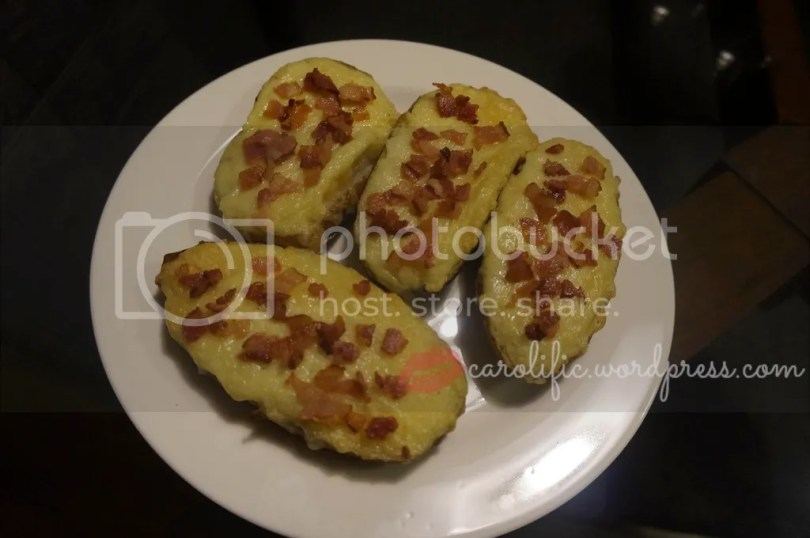 Recipe, Potatoes, Comfort Food, Cheesy Bacon Potato Boats, Cheese, Bacon, Baked, Foodie, Food Porn, Diplomat's Wife, Easy Recipe, Quick Meals