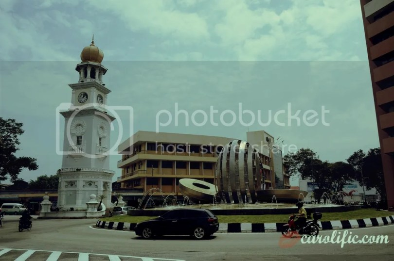 Penang, Travel, Malaysia, Island, Georgetown, Georgetown Penang, What to do, What to see, Sightseeing, Food, Nyonya, Cheap Travel, Traveloka, Queen Victoria Memorial Clocktower