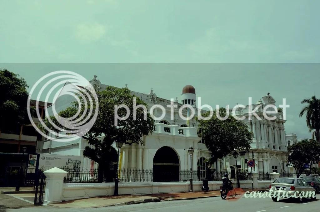 Penang, Travel, Malaysia, Island, Georgetown, Georgetown Penang, What to do, What to see, Sightseeing, Food, Nyonya, Cheap Travel, Traveloka, Penang State Museum