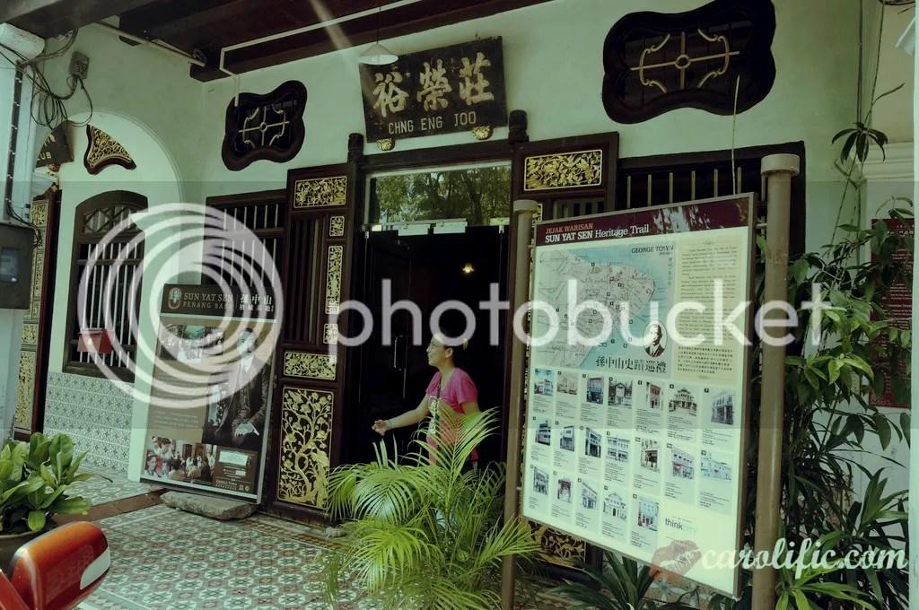 Penang, Travel, Malaysia, Island, Georgetown, Georgetown Penang, What to do, What to see, Sightseeing, Food, Nyonya, Cheap Travel, Traveloka, Armenian Street, Sun Yat Sen