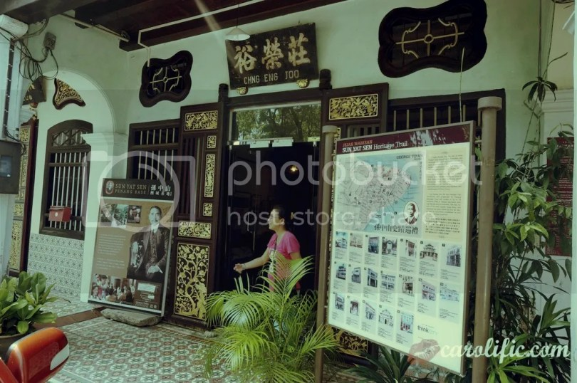 Penang, Travel, Malaysia, Island, Georgetown, Georgetown Penang, What to do, What to see, Sightseeing, Food, Nyonya, Cheap Travel, Traveloka, Armenian Street, Sun Yat Sen