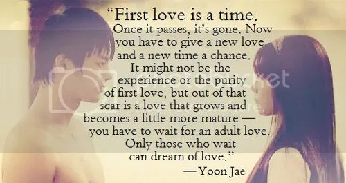 Korean Drama Quote from Reply 97