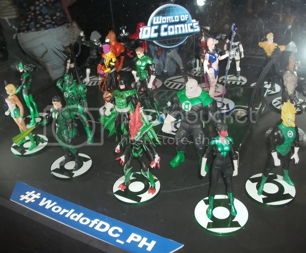 Superman collectors connection booth and dc comics memorabilia exhibit this april 17 19 discover the exciting world of dc comics in sm north edsa the block in quezon city stopboris Images