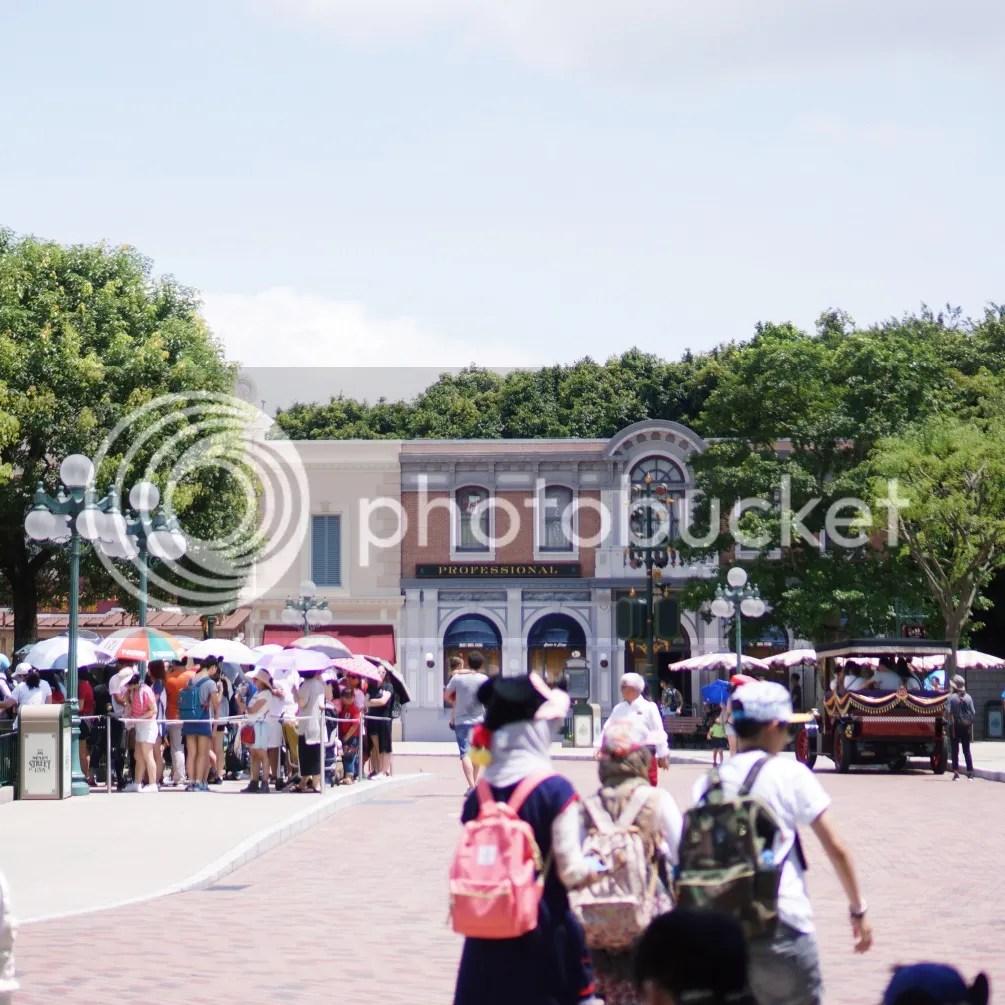 Hongkong Disneyland Blog Story