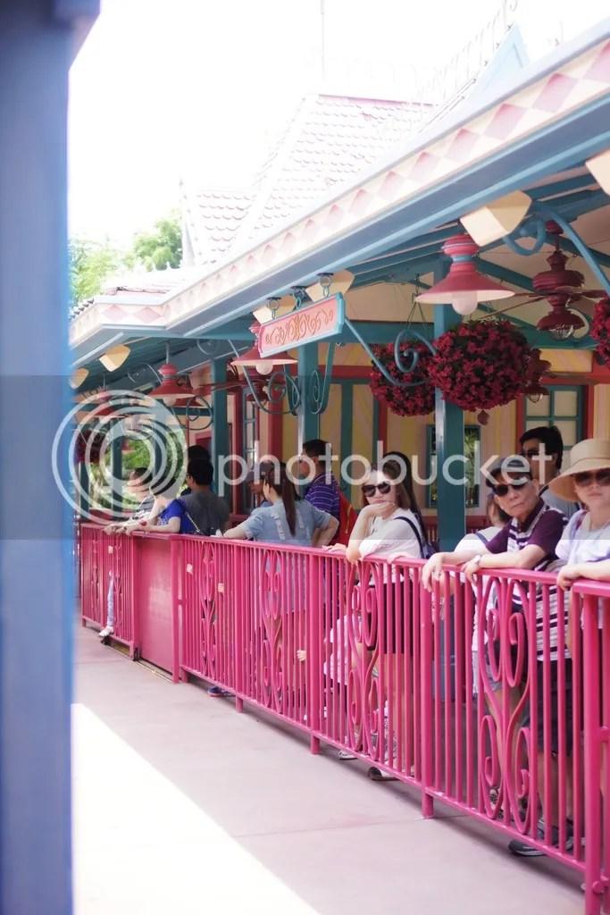 Fantasy Land Disneyland